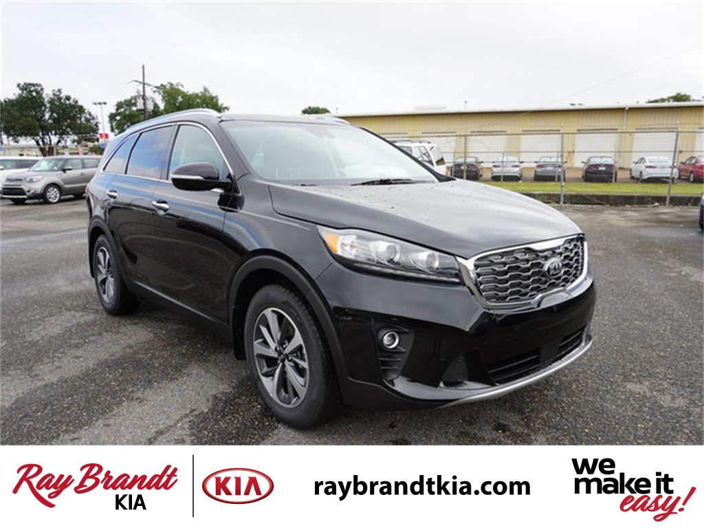Front Trailer Hitch Kia Sorento New 2019 Ex 4d Sport Utility In Harvey K514397 Ray