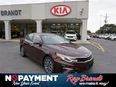 New 2020 Kia Optima EX Premium With Navigation