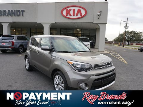 Pre-Owned 2018 Kia Soul Plus FWD 4D Hatchback